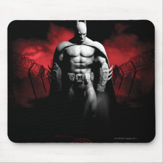 AC Poster - You're Not Safe Here Mouse Mat