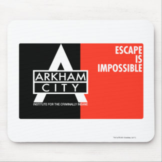 AC Propaganda - Escape is Impossible Mouse Pad