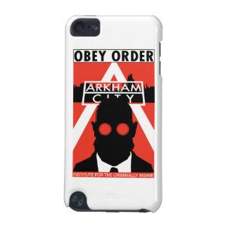 AC Propaganda - Obey Order iPod Touch (5th Generation) Case