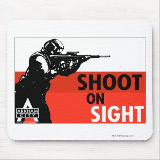 AC Propaganda - Shoot On Sight Mouse Pads