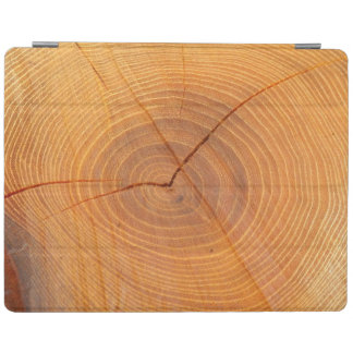 Acacia Tree Cross Section iPad Cover