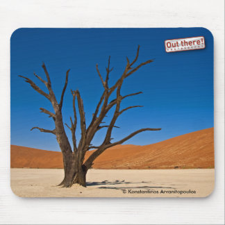 Acacia tree mousemat