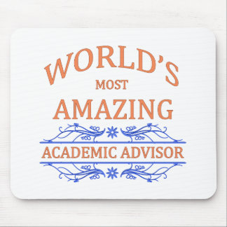 Academic Advisor Mouse Mat
