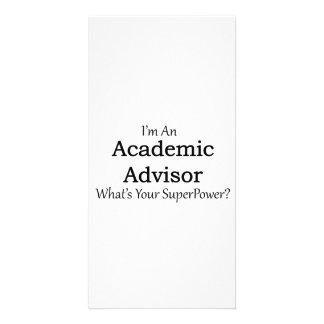 Academic Advisor Picture Card