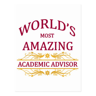 Academic Advisor Post Cards