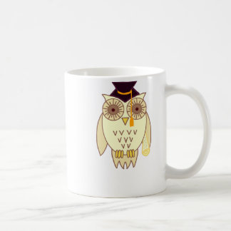Academic Owl Coffee Mug