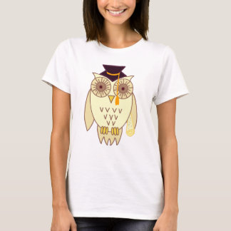 Academic Owl T-Shirt
