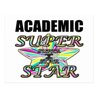Academic Superstar Postcards