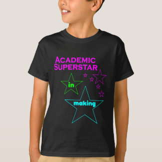 Academic Superstar shirt