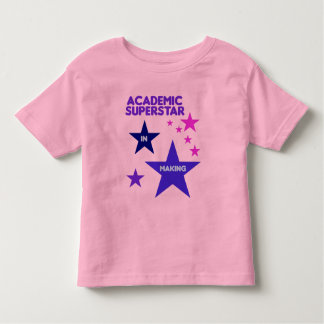 Academic Superstar shirt for kids