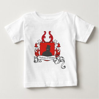 Academy of Villainy coat of arms Baby T-Shirt