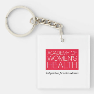 Academy of Women s Health keychain
