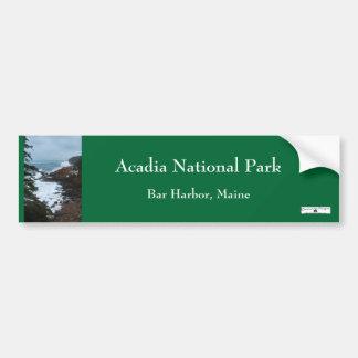Acadia Bumpersticker - 1 Bumper Sticker