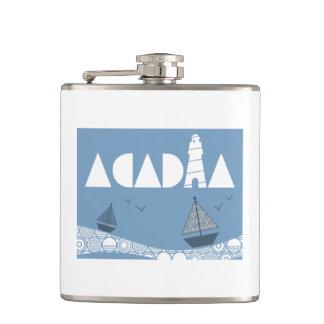 Acadia Hip Flask