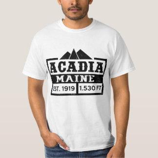 ACADIA MAINE T-SHIRTS