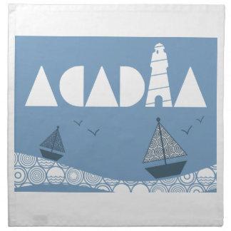 Acadia Napkin
