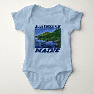 Acadia National Park - Maine Infant Creeper
