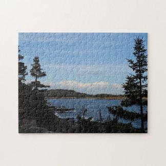 Acadia National Park, Maine Jigsaw Puzzle