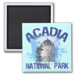 Acadia National Park Refrigerator Magnet