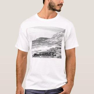 Acadia Shore Sketch Shirt