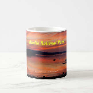 Acadia Sunrise Mug