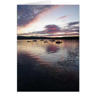 Acadia Sunrise Notecard -2