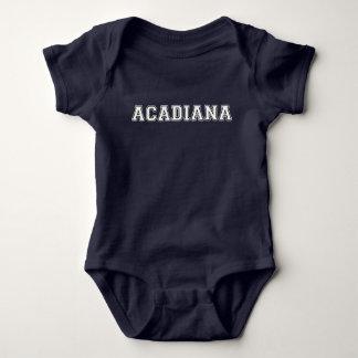 Acadiana Baby Bodysuit
