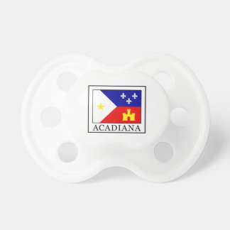 Acadiana Baby Pacifier