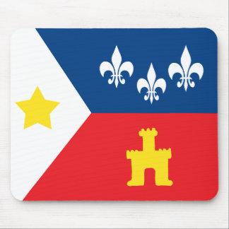Acadiana Cajun Flag Mouse Mat