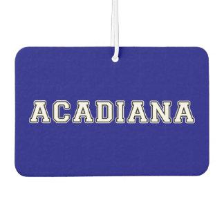 Acadiana Car Air Freshener