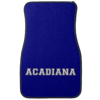 Acadiana Car Mat