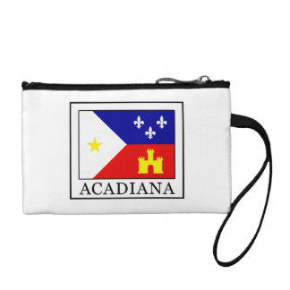 Acadiana Change Purses