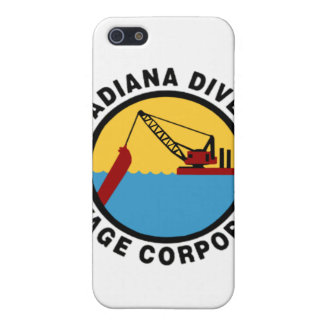 Acadiana Divers Salvage Corp Case For iPhone 5