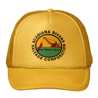 Acadiana Divers Salvage Hat