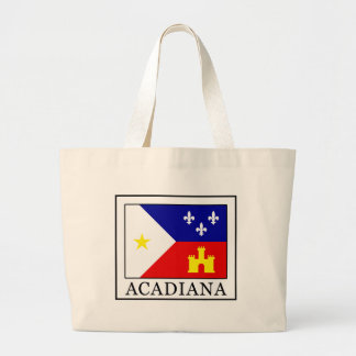 Acadiana Large Tote Bag