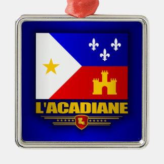 Acadiana Pride Christmas Ornament