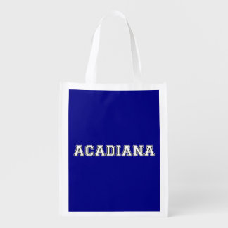 Acadiana Reusable Grocery Bag