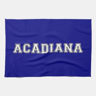 Acadiana Tea Towel
