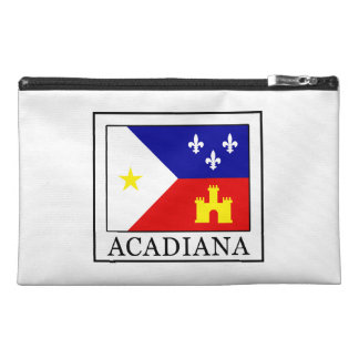Acadiana Travel Accessory Bags