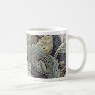 Acanthus Leaves Basic White Mug