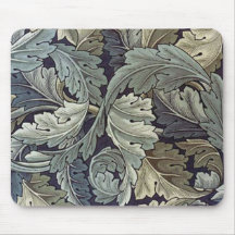 Acanthus Leaves Mousepads