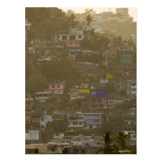 Acapulco Street 2 Postcard