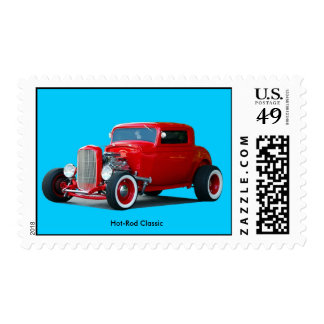 acarredo7, Hot-Rod Classic Stamps