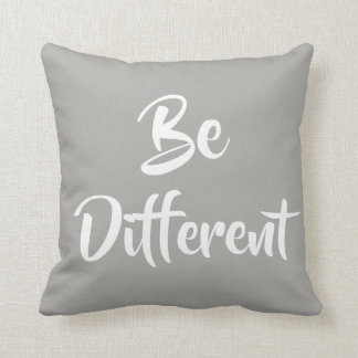 Accent Pillow with Quote
