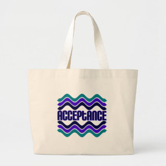 Acceptance Jumbo Tote Bag