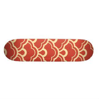Accepted Divine Versatile Endorsed 18.1 Cm Old School Skateboard Deck
