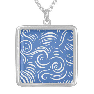 Accepted Soulful Remarkable Lovely Square Pendant Necklace