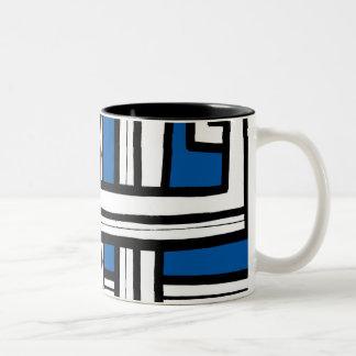 Accepted Valued Cool Vigorous Two-Tone Mug