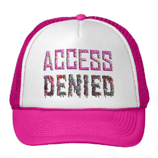 Access Denied (1) Cap