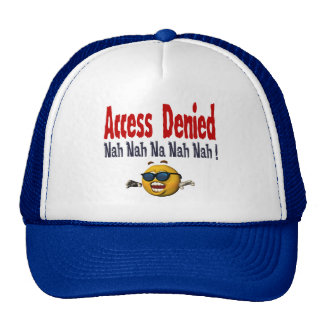 Access Denied Trucker Hat